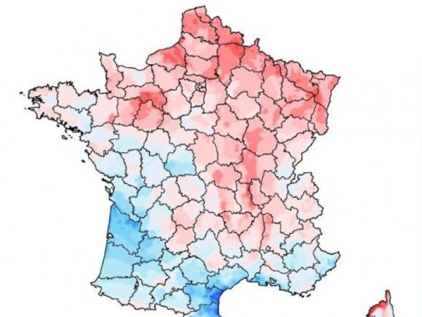 Lire la suite de [SECHERESSE] Une humidité des sols faibles en France