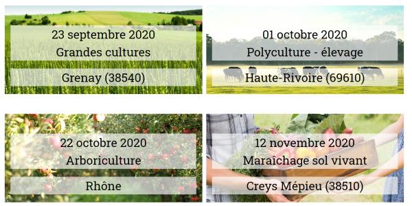 Lire la suite de [JOURNÉES TECHNIQUES] CAPAGROECO 2020